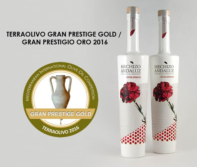 Gran PRESTIGE GOLD en Terraolivo 2016